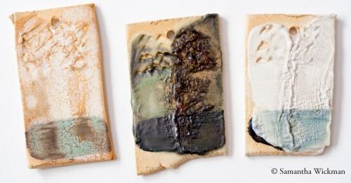 Chalke Glaze Tests